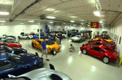 Most expensive car collections in the world