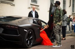 Celebrities Lamborghini will NOT allow near its shop, and those they just love!