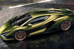 A review of the latest 2020 Lamborghini Sian FKP 37