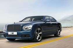 Bentley plans to say goodbye to Mulsanne flagship with this limited 6.75 Edition