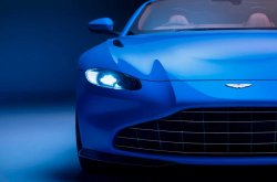 Check out the 2021 Aston Martin Vantage Roadster with the fastest convertible roof on the planet