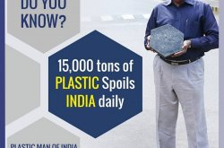 [Photos] Dr. R Vasudevan – the genius who discovered the use of plastics for road construction
