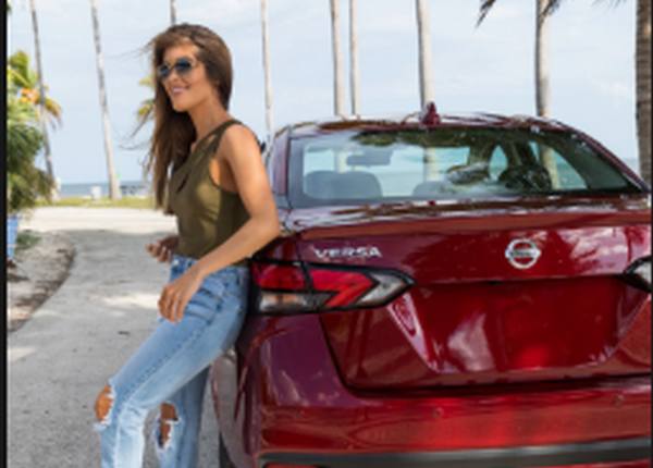 Check out the new slicker and more powerful 2020 Nissan Versa