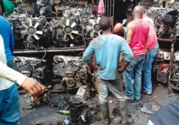 A guide to start your own auto spare parts business in Nigeria