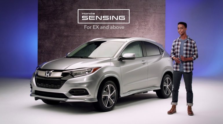 Honda HR-V 2019 comes home to Nigeria
