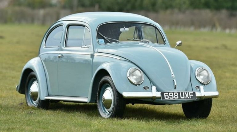 Top 8 best selling cars of all time