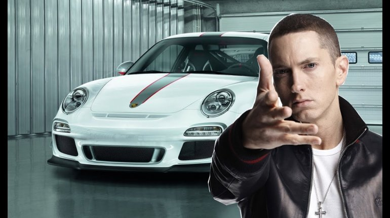 Eminem's car collection: Can you afford any of these?