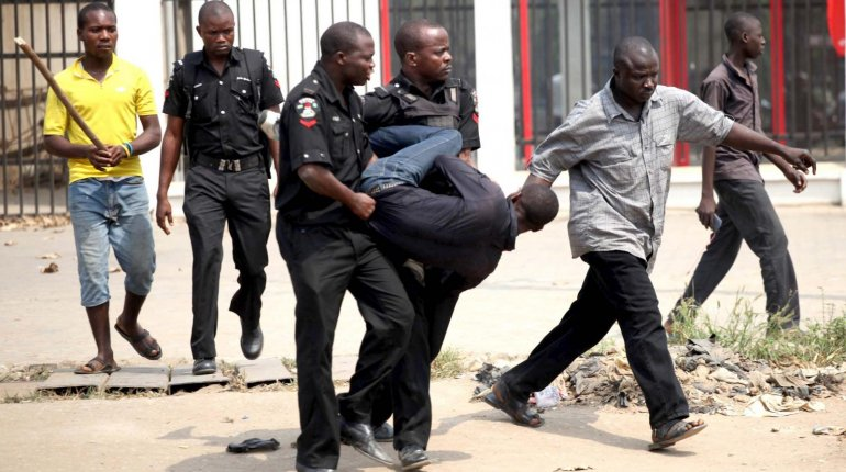 Driver dragged in court for injuring FRSC officer