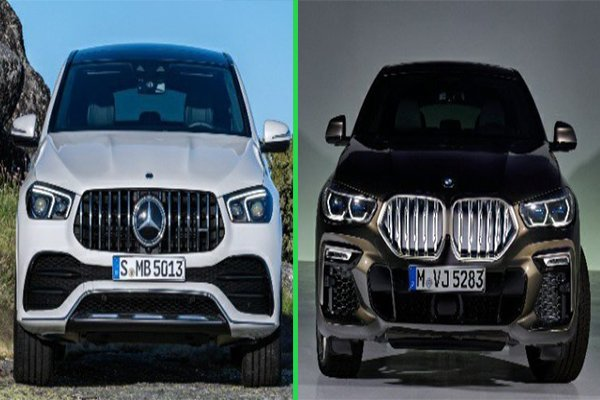 2020 BMW X6 vs 2021 Mercedes-AMG GLE 53 Coupe: Which one do you prefer?
