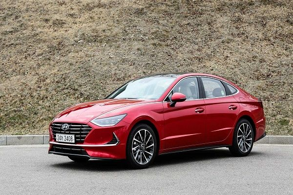 2020 Hyundai Sonata: the most expensive car from this Korean automaker