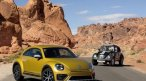 Fascinating stories about the buggy vehicle - the Volkswagen Beetle
