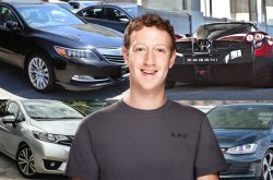 Billionaires' life: you won't believe what Mark Zuckerberg, Warren Buffet and others are driving