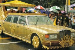 Shocking! Sultan of Brunei owns 5,000-car collection worth ₦2.3 trillion