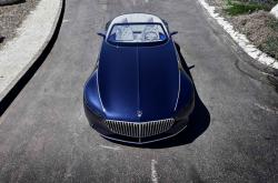 Mercedes Maybach 6 Cabriolet: The 2019 dream car of Linda Ikeji