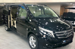 Super Eagles star Ahmed Musa buys 2019 Mercedes Benz V Class worth ₦31million