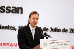 Nissan announces second new North America Chairman in just 14 months