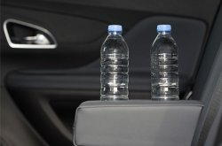 5 things you should never leave in your car!