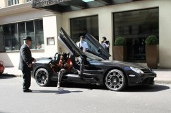 Top 7 African footballers with the most expensive cars