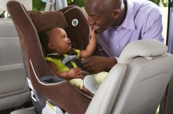Dos and Donts when using a baby car seat