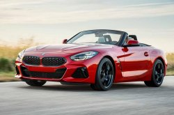 A quick first drive review of the 2020 BMW Z4