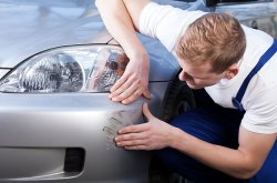 How to fix car body dents and other exterior issues