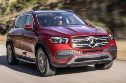 Mercedes-Benz GLE-Class 2020: A first drive experience