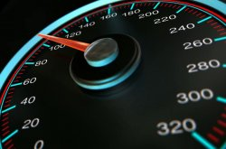 How do car speedometers work?