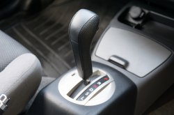 What does the neutral gear do in an automatic transmission car?