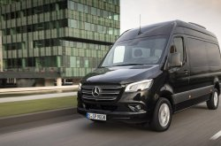 Mercedes-Benz Sprinter to be your best van in 2019