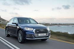 Another Audi released - Audi SQ5 2019 [photo gallery]