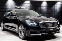 A first drive review of the super-competent luxury ride - The Kia K900 2019