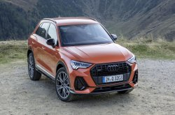 A first-drive review of the new 2019 Audi Q3 compact crossover