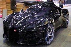 Bugatti builds world's most expensive car, the La Voiture Noire - sold at N6.5 billion