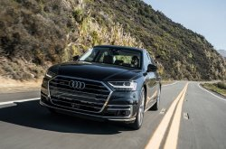 Brief review of 2019 Audi A8 L that is built for Level 3 autonomy