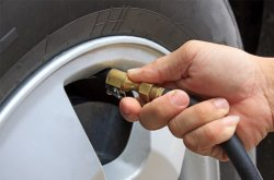 How to check and fill car tires the right way