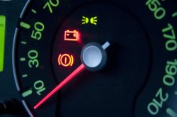 Battery warning light: Five factors that might be responsible