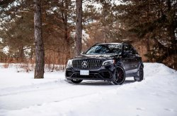 Mercedes-AMG GLC 63 S Coupe 2019 review (face-lifted version)