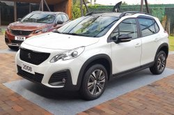 Check out Peugeot 2020 version of its 2008 SUV!