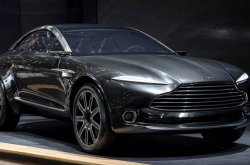 Aston Martin bucks automotive trends as it plans new Super SUV DBX