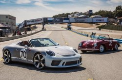 The history of the Porsche Speedster since 1950s