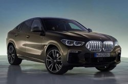 2020 BMW X6 Sports Activity Coupe revealed with illuminated grille