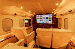 This Lexani G-77 Sky Master Ford F-550 luxury coach can be yours for N360 million