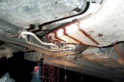 Effects of too much transmission fluid