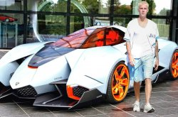 Super luxury cars owned by the sensational Justin Bieber
