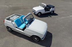 Renault debuts the e-Plein Air as an electric convertible car