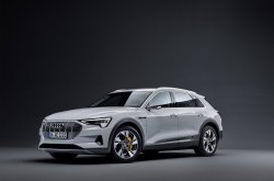 Audi unveils the E-Tron 50, more affordable and can cover up to 186 miles on a full charge
