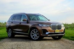 Latest 2019 BMW X7 SUV comes with extra cargo space & interior upgrades!