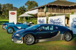 Bugatti dazzles car lovers with Centodieci, EB110, DIVO and Chiron Sport Hypercars at the Monterey Car Week