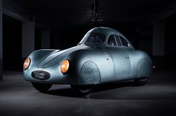 $70m to $17m? Bidding blunder leaves Porsche Type 64 Nazi car unsold at auction