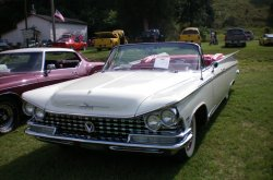 1959 Buick Electra 225 Luxury Convertible - the first state car used by Dr. Nnamdi Azikiwe